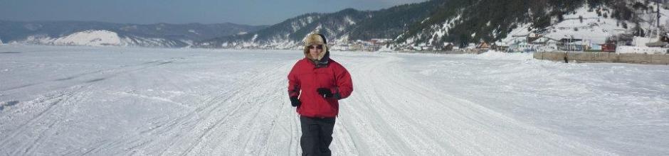 Baikal Ice Marathon 2012