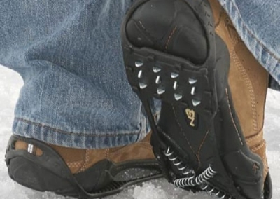Snowtrax on Boot