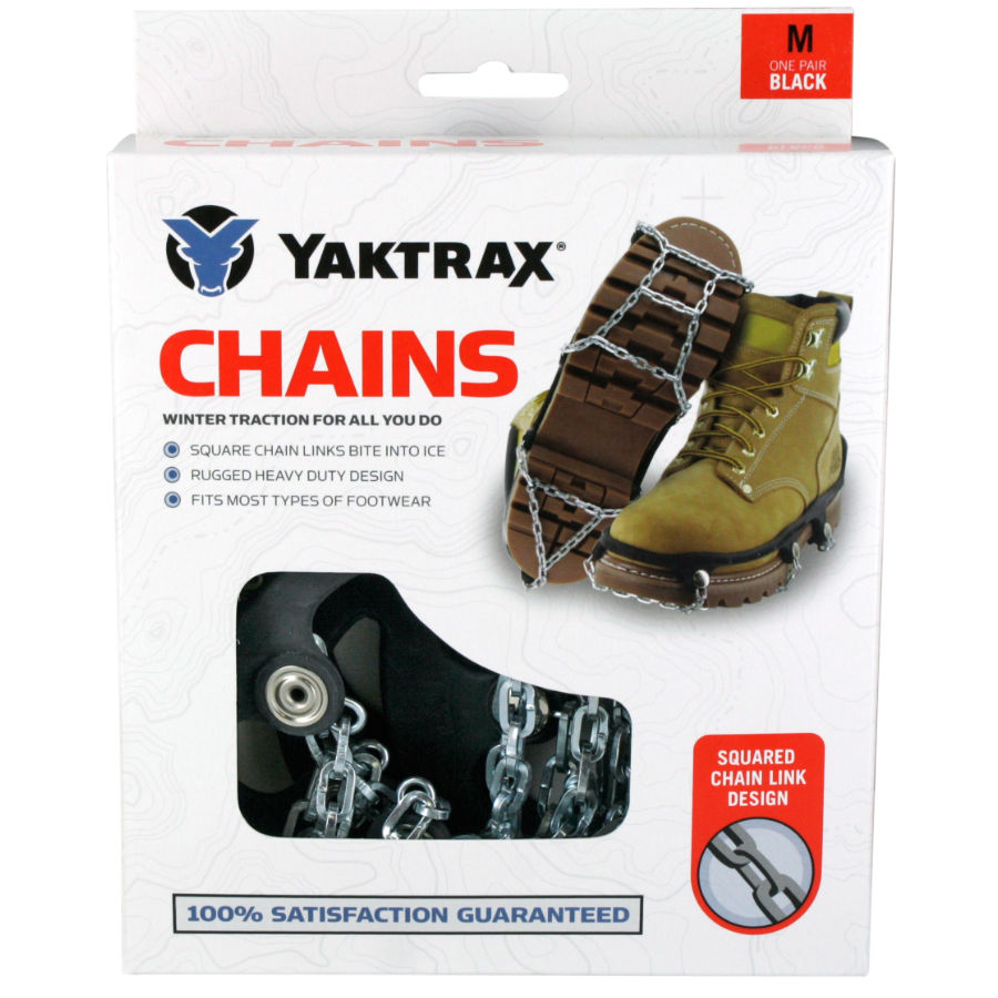 Yaktrax® Chains